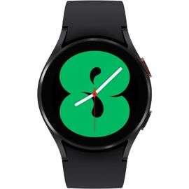 Montre connectée Samsung Galaxy Watch 4 - 40 mm, Noir (+6.60€ en Rakuten Points)
