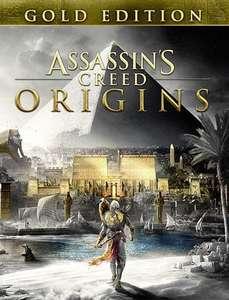 Assassin's Creed Origins Edition Gold sur PC (Dématérialisé)