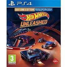 Hot Wheels Unleashed Day One Edition sur sur PS4 / Xbox / Nintendo Switch