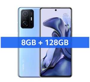 """Smartphone 6.67"""" Xiaomi 11T 5G - 8 Go RAM, 128 Go ROM (Entrepôt France)"""