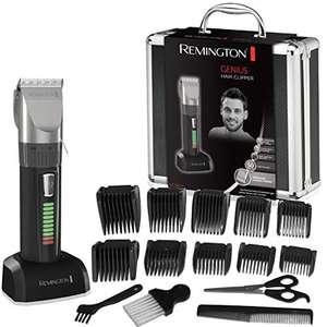 Coffret tondeuse à cheveux Remington Advanced Ceramic - avec 10 sabots