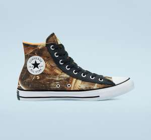 Chaussures Converse RealTree Edge Chuck Taylor All Star High Top - tailles 35, 36.5 ou 51.5