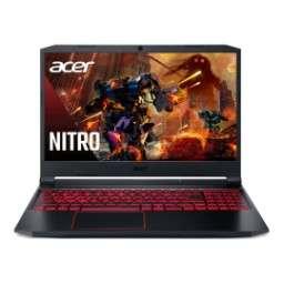 """PC Portable 15.6"""" Acer Nitro 5 AN515-55-50BL - i5-10300H, GTX 1650Ti Max - P (4 Go), RAM 8 Go, SSD 512 Go, Windows 10 (Sélection de Mgasins)"""