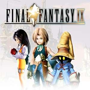 Final Fantasy IX Édition numérique sur PS4 (dématérialisé)