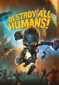 Destroy All Humans! sur PC (Dématérialisé - Steam)