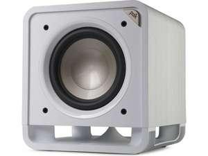 Caisson de basses Polk Audio HTS 12 - Blanc