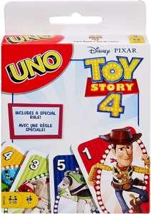 Jeu de cartes UNO Toy Story 4