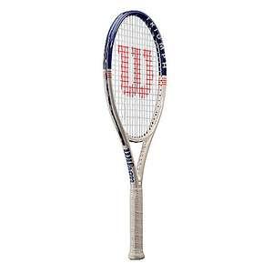 Raquette de tennis cordée Roland Garros Triumph Wilson - tailles 1 ou 2