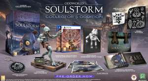 Oddworld Soulstorm: Collector's Oddition sur PS5