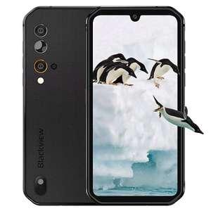 "Smartphone 5.84"" Blackview BV9900E - full HD+, Helio P90, 6 Go de RAM, 128 Go, noir (vendeur tiers)"