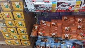 Sélection de produits Weight Watchers (barres céréales, cookies) à 0,50€ - La Moula Market (Conflans-Sainte-Honorine 78)