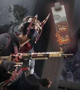 [Twitch/ Amazon Prime] Pack d'agent Hibana offert sur Rainbow Six Siege sur Consoles et PC (Dématérialisé)