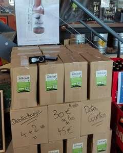 Carton de 6 bouteilles de bière blonde Tehlouet 75 cl (DDM courte) - BinHouse Bain-de-Bretagne (35)