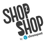 34% de réduction sur l'envoi en chronopost shop2shop