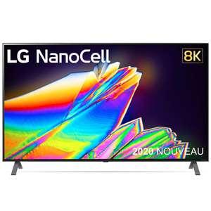 """TV 55"""" LG 55NANO956 - NanoCell Pro, 8K, HDR 10 Pro, Dolby Vision IQ, Smart TV"""