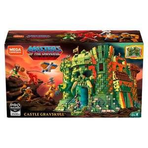 Jeu de construction Mega Construx - Les Maîtres de l'Univers Château Forteresse de Grayskull (3508 pièces)