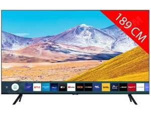 "TV 75"" Samsung UE75TU8075 - 4K UHD, Smart TV, HDR"