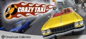 Jeu Crazy Taxi sur PC (Dématérialisé, Steam)