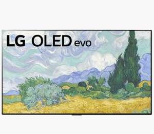 "TV OLED 65"" LG 65G16LA - 4K UHD, 100 Hz, Dolby Vision iQ & Atmos, Smart TV"