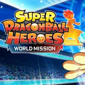 Super Dragon Ball Heroes World Mission sur Nintendo Switch (Dématérialisé)