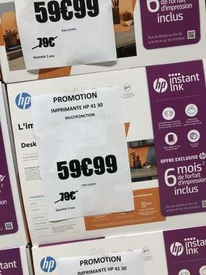 Imprimante Multifonction HP Deskjet Plus 4130 + Abonnement 6 mois Instant Ink - Lille (59)
