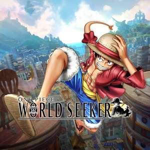 One Piece World Seeker sur PS4 (Dématérialisé)