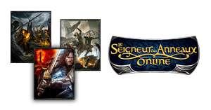 Contenu numérique : 26 Packs de Quêtes gratuits pour Le Seigneur des Anneaux Online sur PC (Dématérialisé)