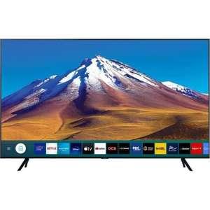 "TV LED 65"" Samsung 65TU7022 (2020) - 4K UHD, HDR 10+ / HLG, Micro Dimming, Dolby Digital Plus, Smart TV"
