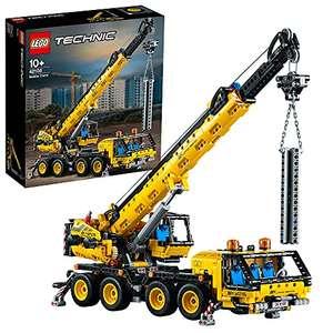 Sélection de jeux de construction Lego en Promotion - Ex: Lego Technic - La grue mobile 42108