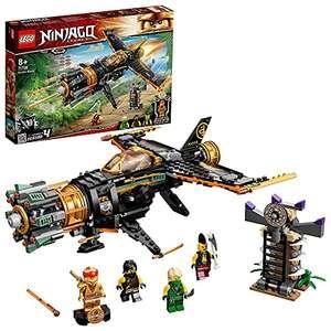 Jeu de Construction Lego Ninjago Le Jet Multi-Missiles 71736