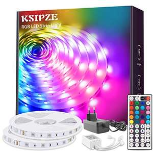 Ruban LED Ksipze 5050 SMD avec Télécommande IR - 12m (Vendeur Tiers)