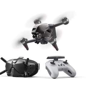 Kit drone quadricoptère DJI FPV Combo