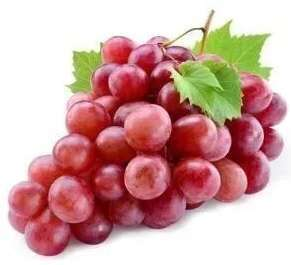 Raisin rosé variété Red Globe - Catégorie 1, 1Kg