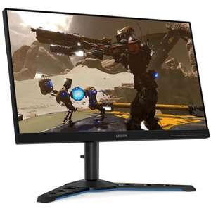 """Écran PC 24.5"""" Lenovo Legion Y25-25 - WLED, Full HD, IPS, 240 Hz, FreeSync / Compatible G-Sync, Pied réglable (via ODR de 199.99€)"""