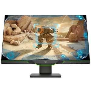 "Écran PC 27"" HP 27xq - QHD, 144 Hz, Dalle TN, 1 ms, FreeSync, Pied réglable"