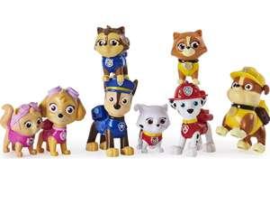 Coffret de 8 Figurines Chiots Et Chatons Pat' Patrouille - Paw Patrol