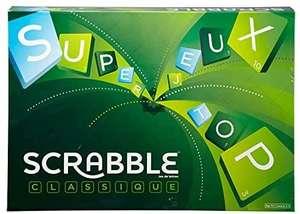 Jeu de société Mattel Scrabble Classique (Modèle aléatoire - Version Française)