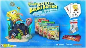 Jeu Bob l'éponge : Bataille pour Bikini Bottom - Shiny Edition sur PS4