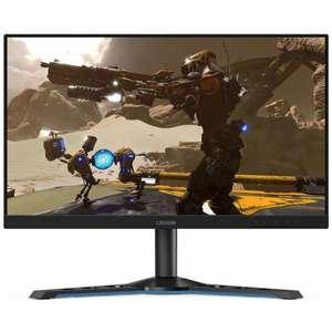 """Ecran PC 24.5"""" Lenovo Legion Y25-25 - WLED, Full HD, IPS, 240 Hz, FreeSync / Compatibilité G-Sync, pied réglable (via ODR de 200€)"""