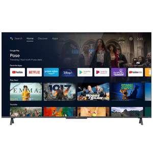 """10% de remise dès 2 produits """"Exclu Internet"""" achetés - Ex : TV 65"""" TCL 65C725 - QLED, 4K, HDR, Dolby Vision, Android TV + Tiroir (ODR 100€)"""