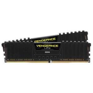 Kit Mémoire RAM Corsair Vengeance LPX (CMK16GX4M2E3200C16) - 16 Go (2 x 8 Go), DDR4, 3200MHz, C16