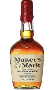 Bouteille Maker's Mark Kentucky Straight Bourbon Whisky45% - 70cl