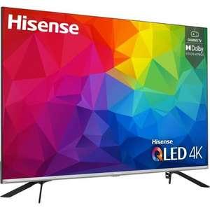 "TV 50"" Hisense 50E76GQ - QLED, 4K UHD, HDR 10+, Dolby Vision & Atmos, Smart TV, 3x HDMI 2.1 (+ 25€ à cagnotter CDAV en laissant un avis)"
