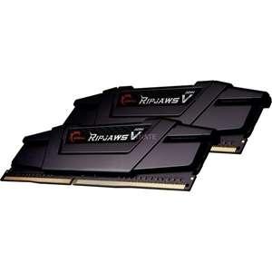 Kit Mémoire DDR4 G.SkillRipjaws V F4-4800C19D-16GVKC - 16 Go (2 x 8 Go), 4800 MHz