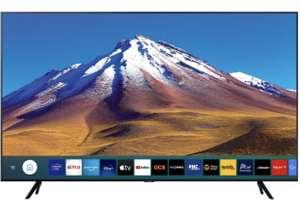 """TV 55"""" Samsung UE55TU7025K - 4K UHD (+149.75€ offerts en Rakuten Point)"""