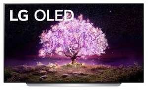 """TV 77"""" LG OLED77C15LA - 4K UHD, 100 Hz, OLED, Smart TV"""