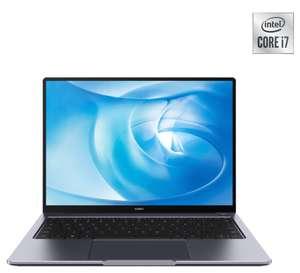 "PC Portable 14"" Huawei MateBook 14 (2020) - i7-10510U, 16 Go RAM, 512 Go, MX350, Écran Tactile 2K, Clavier Azerty"