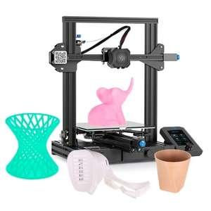 Imprimante 3D Creality Ender-3 V2 - 220 x 220 x 250 mm (Entrepôt Allemagne)