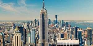 Séjour à New York: Vol A/R depuis Paris avec hôtel 3* pour une durée de 3nuits/4jours début 2022