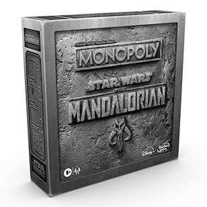 Jeu de société Monopoly Star Wars The Mandalorian (Version française)